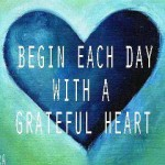 Attitude of Gratitude Heart